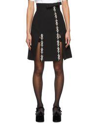 ShuShu/Tong Ssense 限定 ブラック スカート
