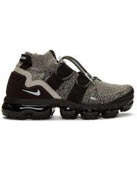 80472c52b86f Lyst - Nike Air Vapormax Fk Utility Black  Black-cool Grey-white in ...