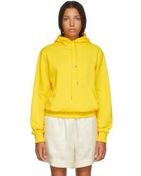 Helmut Lang - Yellow New York Edition Taxi Hoodie - Lyst