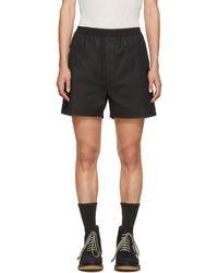 Rick Owens - Black Boxer Shorts - Lyst
