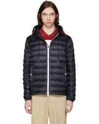 Moncler - Navy Down Ceze Jacket - Lyst