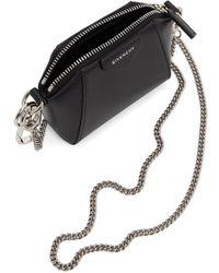 Givenchy Sac noir Baby Antigona