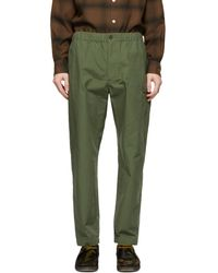 Engineered Garments - グリーン トラウザーズ - Lyst