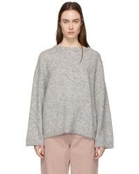 Won Hundred - Grey Brook Winter Sweater - Lyst