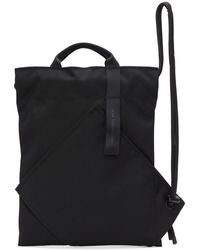 Issey Miyake - Black Kinchaku Shoulder Bag - Lyst