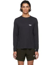 Pas Normal Studios Balance Long Sleeve T-shirt - Black