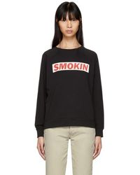 6397 Black Smokin Sweatshirt