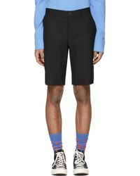 J.W. Anderson | Black Suiting Shorts | Lyst