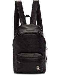 Balenciaga - Black Xxs Backpack - Lyst