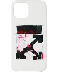 Off-White c/o Virgil Abloh Off- ホワイト Acrylic Arrows Iphone 12 Pro Max ケース