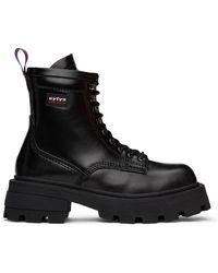 Eytys ブラック Michigan ブーツ