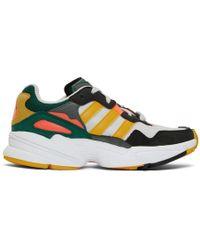 adidas Originals - Multicolor Yung 96 Sneakers - Lyst