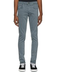 Rag & Bone - Blue Sausalito Fit 1 Jeans - Lyst