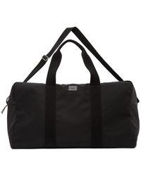 Saint Laurent Black Voyage Duffle Bag
