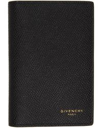 Givenchy ブラック & イエロー Eros カード ケース