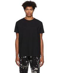 Schnayderman's Jersey 'sch!' T-shirt - Black