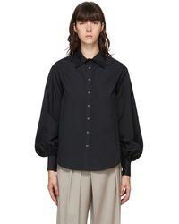 Anna Quan Castiglia Shirt - Black