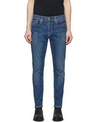 Levi's Jean bleu 512 Slim Taper Flex