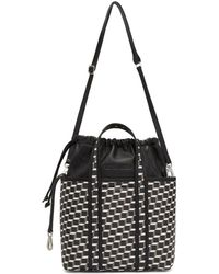 Pierre Hardy | Tricolor Small Cube Tote | Lyst