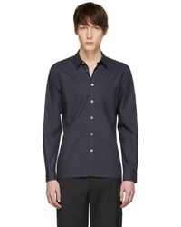 Stephan Schneider   Navy Foam Shirt   Lyst