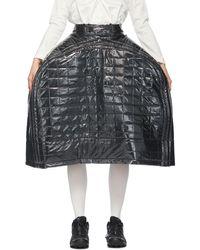 Comme des Garçons ブラック スカート