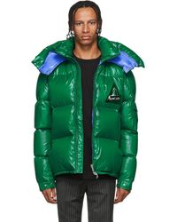 Moncler - Green Down Wilson Jacket - Lyst