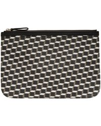 Pierre Hardy | Multicolor Large Perspective Cube Pouch | Lyst