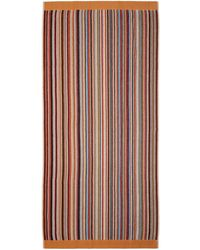 Paul Smith Serviette de plage multicolore Stripe