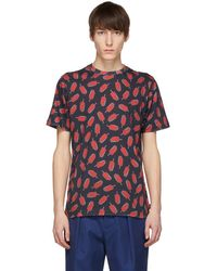 PS by Paul Smith - Black Popsicle T-shirt - Lyst