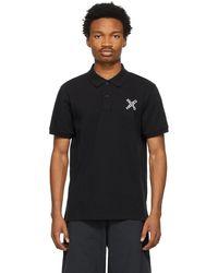 KENZO - ブラック Sport Little X ポロシャツ - Lyst
