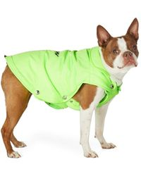 MISBHV Green Puffer Jacket