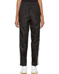 Opening Ceremony - Black Nylon Warm Lounge Pants - Lyst
