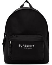 Burberry - ブラック Jett バックパック - Lyst
