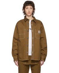Carhartt WIP Brown Great Master Shirt