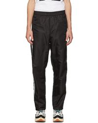 Opening Ceremony - Black Nylon Warm-up Lounge Trousers - Lyst