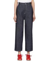 Carhartt WIP Blue Armanda Jeans
