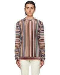 Paul Smith マルチカラー セーター
