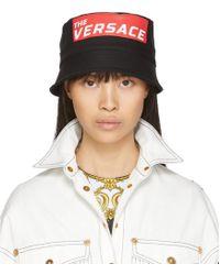df9ae937 Women's Versace Hats Online Sale - Lyst