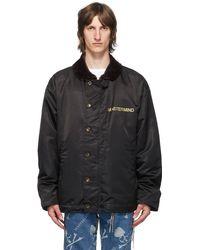 MASTERMIND WORLD ブラック Deck ジャケット