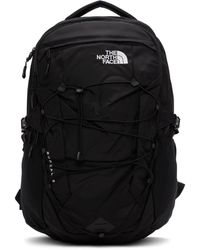 The North Face Black Borealis Backpack