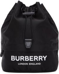 Burberry ブラック Phoebe ポーチ
