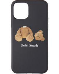 Palm Angels ブラック Bear Iphone 11 Pro ケース - マルチカラー