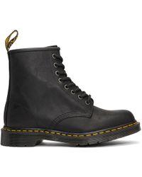 Dr. Martens - Black 1460 Carpathian Boots - Lyst