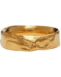Alighieri Gold 'the Star Gazer' Ring - Metallic