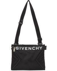 Givenchy - ブラック Spectre メッセンジャー バッグ - Lyst