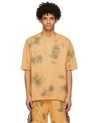 Alchemist T-shirt Moonlight orange