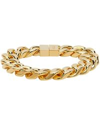Ambush - Bracelet a chaine Classic 7 dore - Lyst