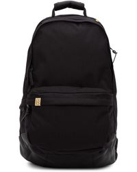 Visvim ブラック Cordura® 22l バックパック