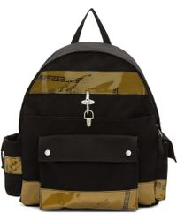 Raf Simons | Black Eastpak Edition Functional Backpack | Lyst