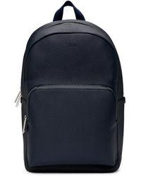 BOSS by Hugo Boss Navy Crosstown Backpack - Blue